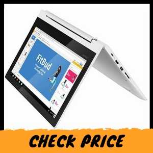Lenovo 2-in-1 11.6 HD IPS Touch-Screen LED-Backlight Chromebook​